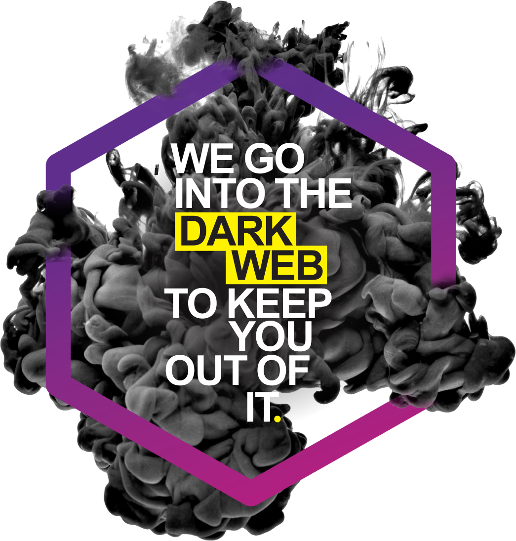 We go into the Dark Web to keep you out of it