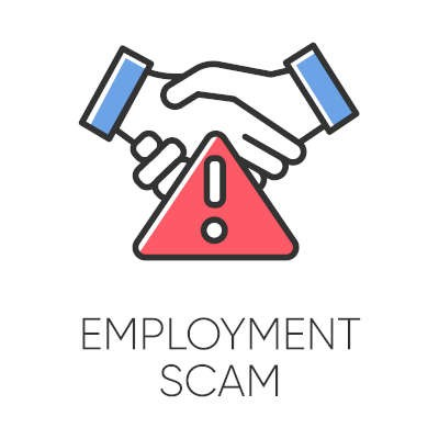 Employment Scams Have Recently Exploded