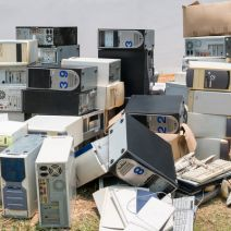 E-Waste: An Often-Forgotten Environmental Issue